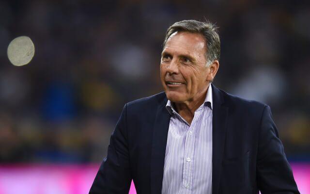 337045_Miguel Russo, entrenador de Boca Juniors.