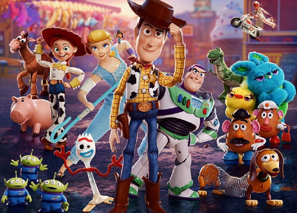 336088_BLU Radio. Toy Story 4 // Foto: Disney