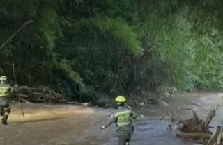 Madre e hija mueren en río  - 9 de julio.jpg