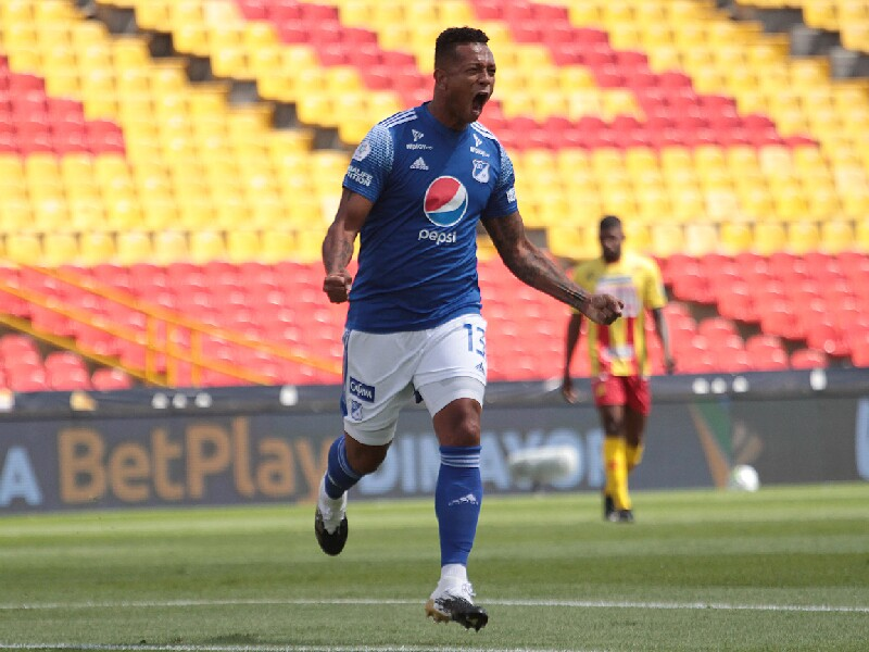 Fredy Guarín, jugador Millonarios