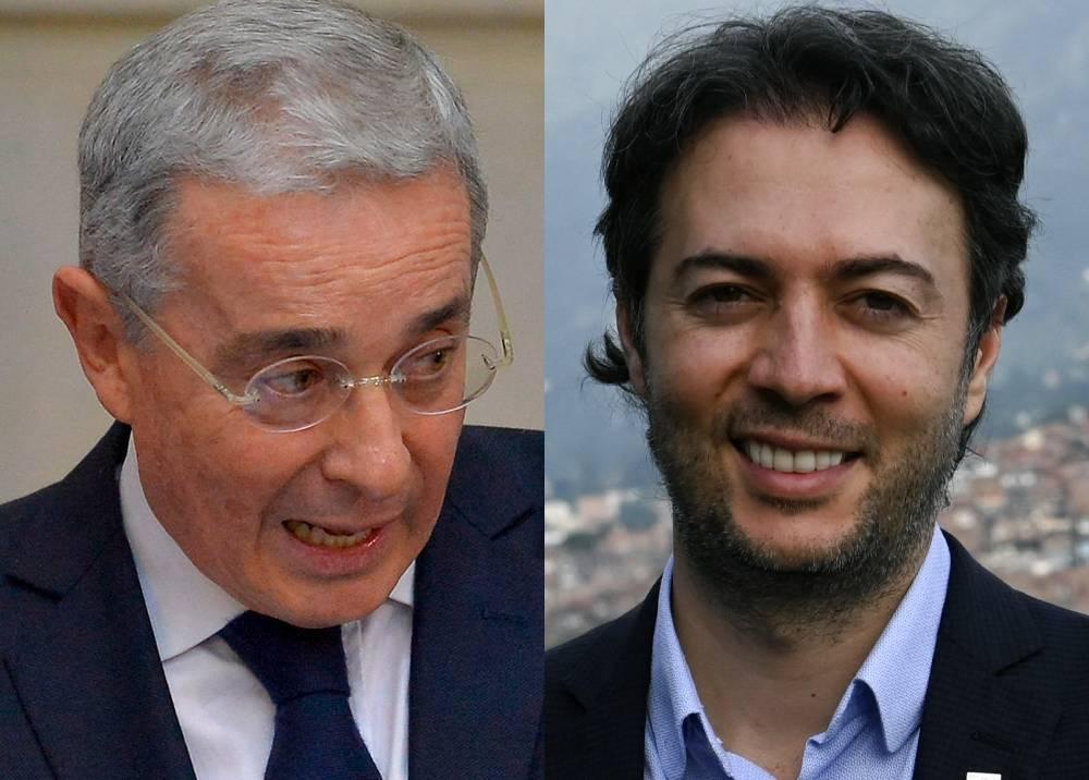 Álvaro Uribe - Daniel Quintero