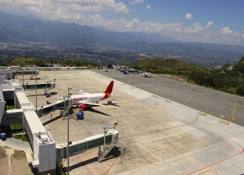 280497_Foto Aeropuerto Palonegro Aeroriente