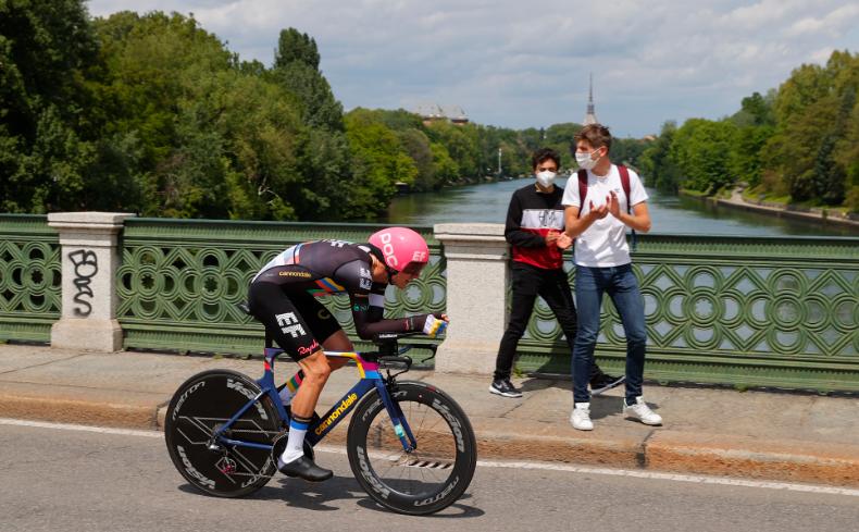 Tejay Van Garderen se retira del ciclismo.