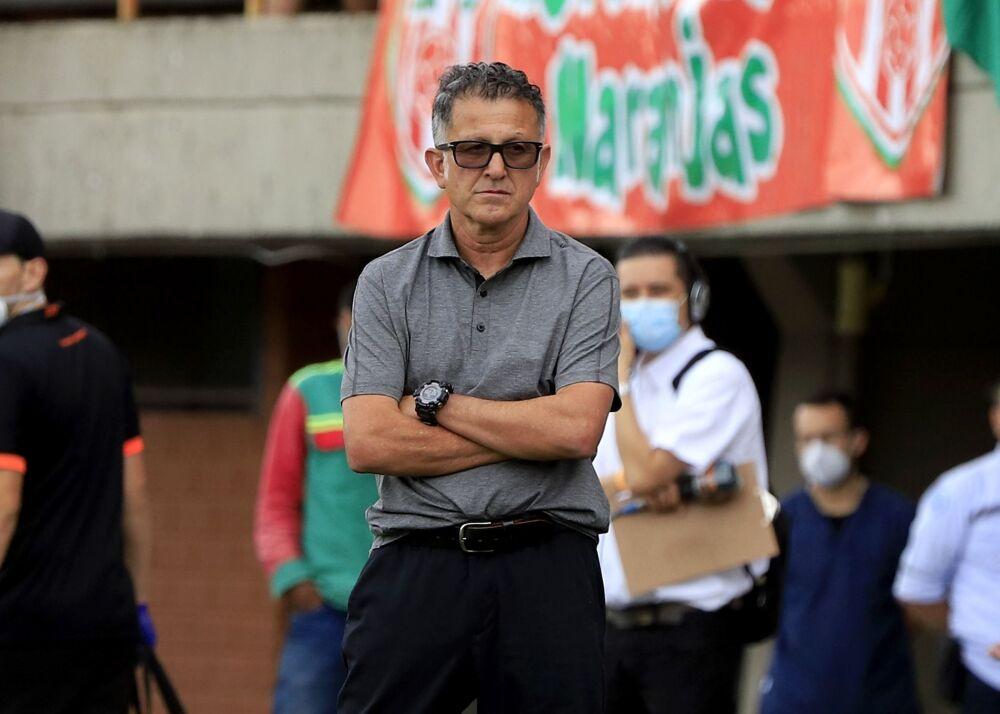 Juan Carlos Osorio, técnico del América de Cali.. Dimayor.jpeg