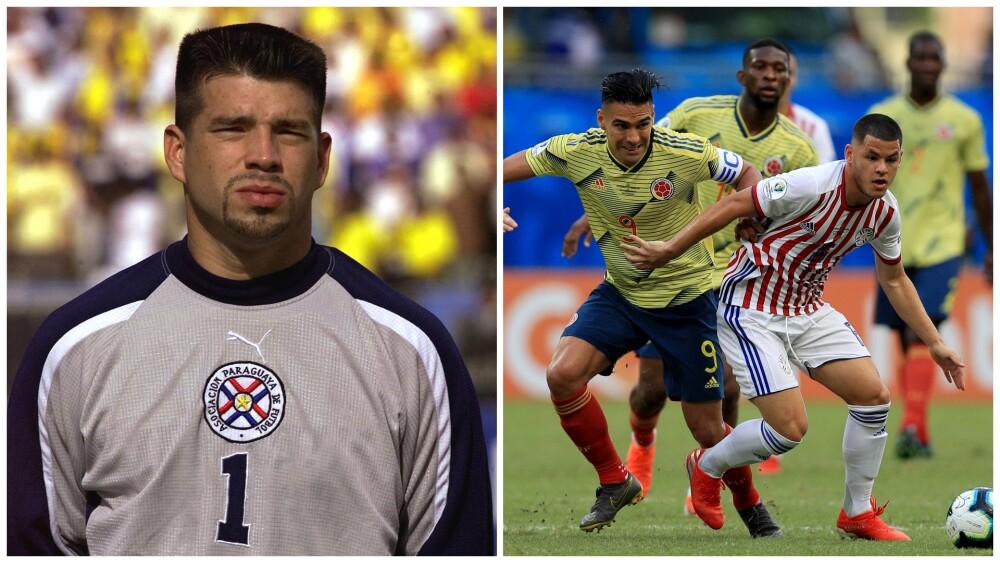 Ricardo Tavarelli, sobre el partido Paraguay contra Colombia