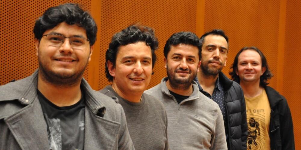 Quinteto Leopoldo Federico
