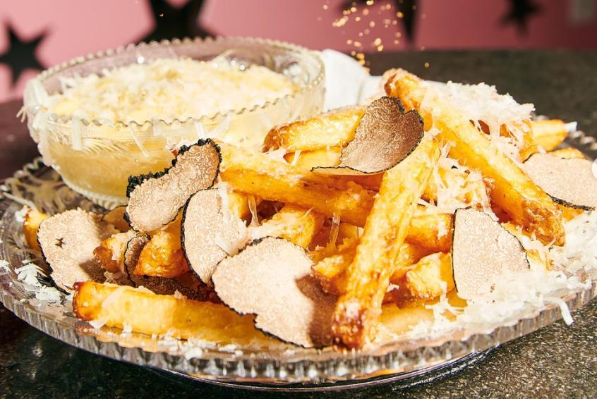 Restaurante Serendipty 3 presentó en su menú las papas fritas más caras del mundo