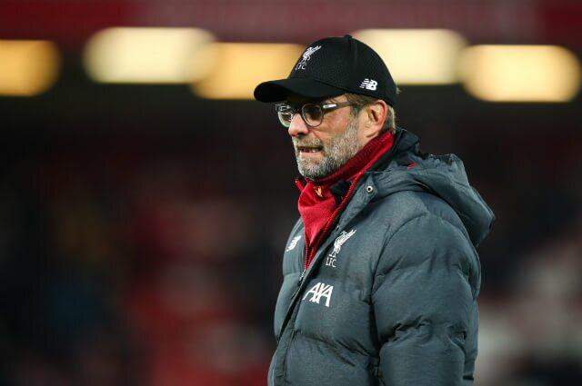 Jürgen Klopp, técnico de Liverpool