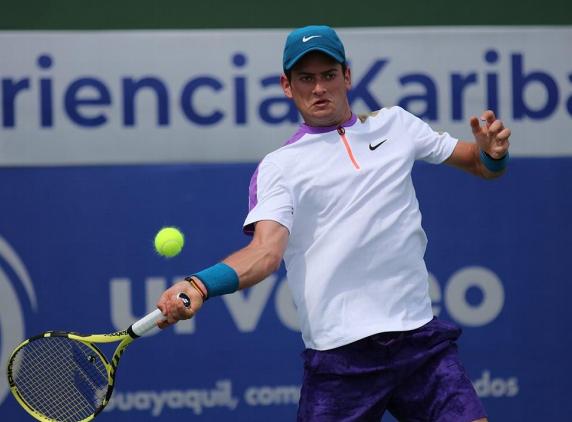 Nicolás Mejía jugará la semifinal del Challenger de Orlando.