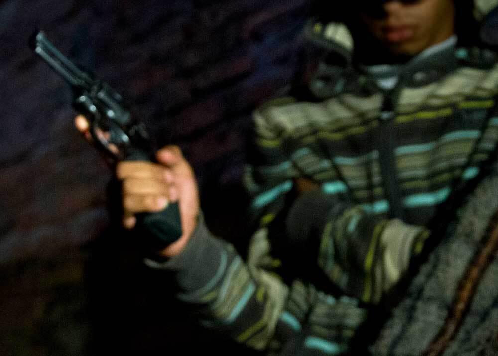 333158_BLU Radio // Bandas delincuenciales // Foto: AFP, imagen de referencia
