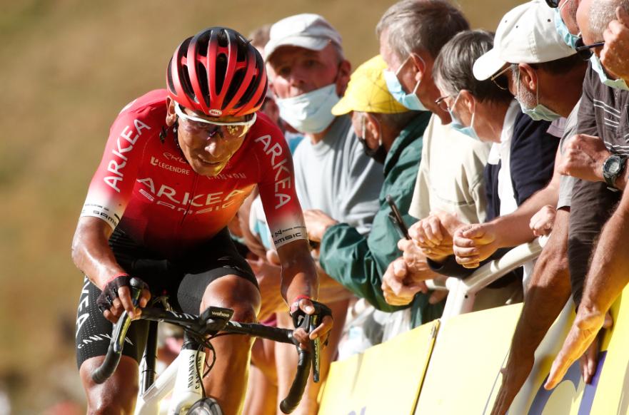 Nairo Quintana no estará en el Giro de Italia, pero sí correrá el Tour de Francia.