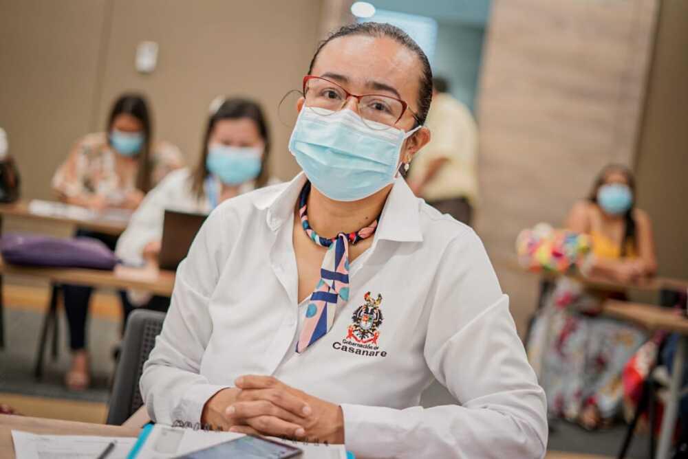 Secretaria de salud de Casanare