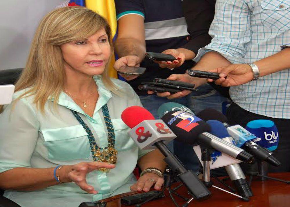 218869_Blu Radio / Gobernadora del Valle prohibirá el uso y venta de pólvora en todo el departamento / Foto: Blu Radio.
