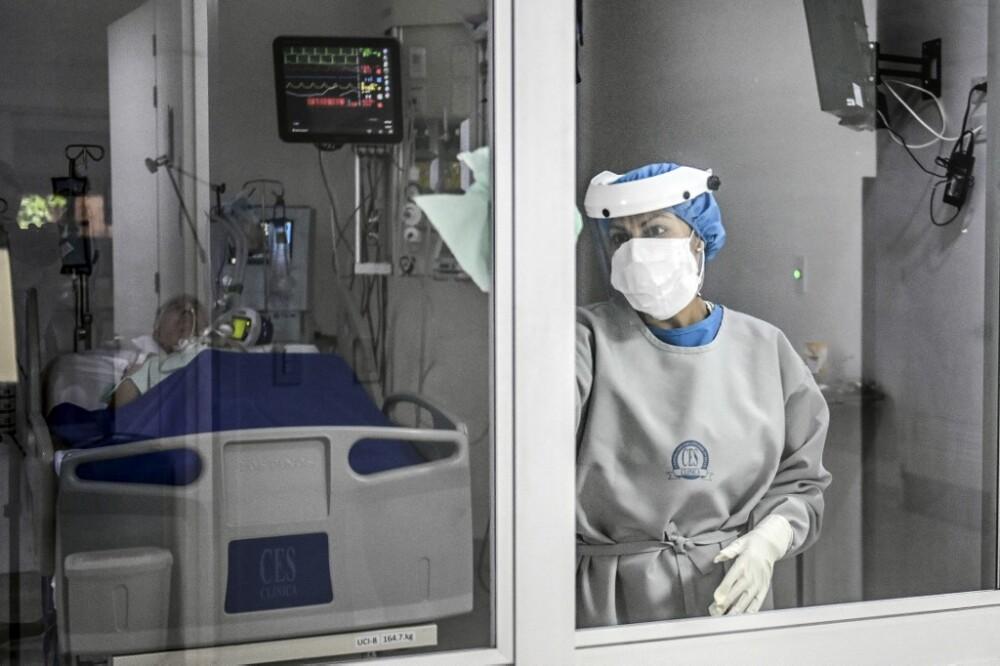 Enfermos de COVID-19