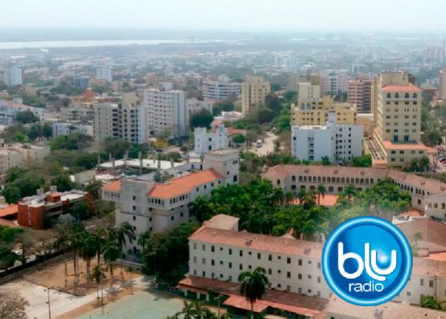 283835_BLU Radio - Barranquilla. Foto Blu radio