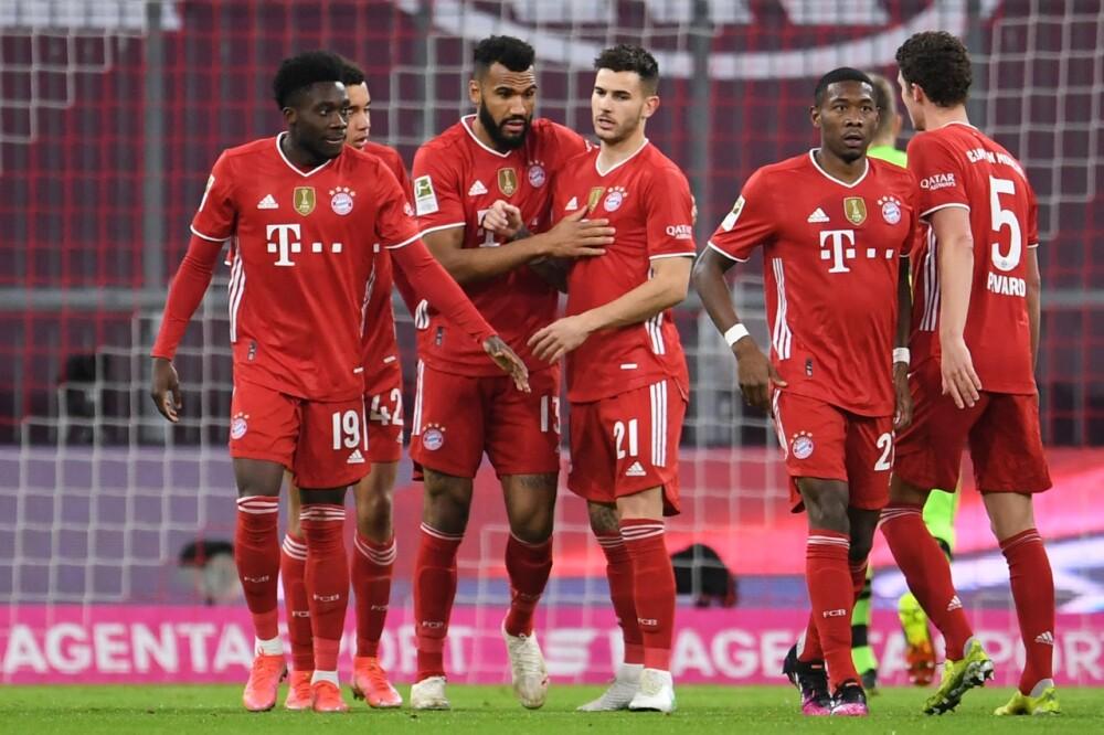 Bayern Múnich AFP.