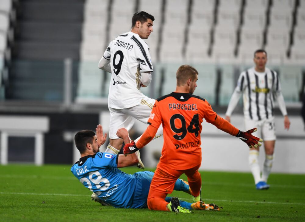 Juventus v Spezia Calcio