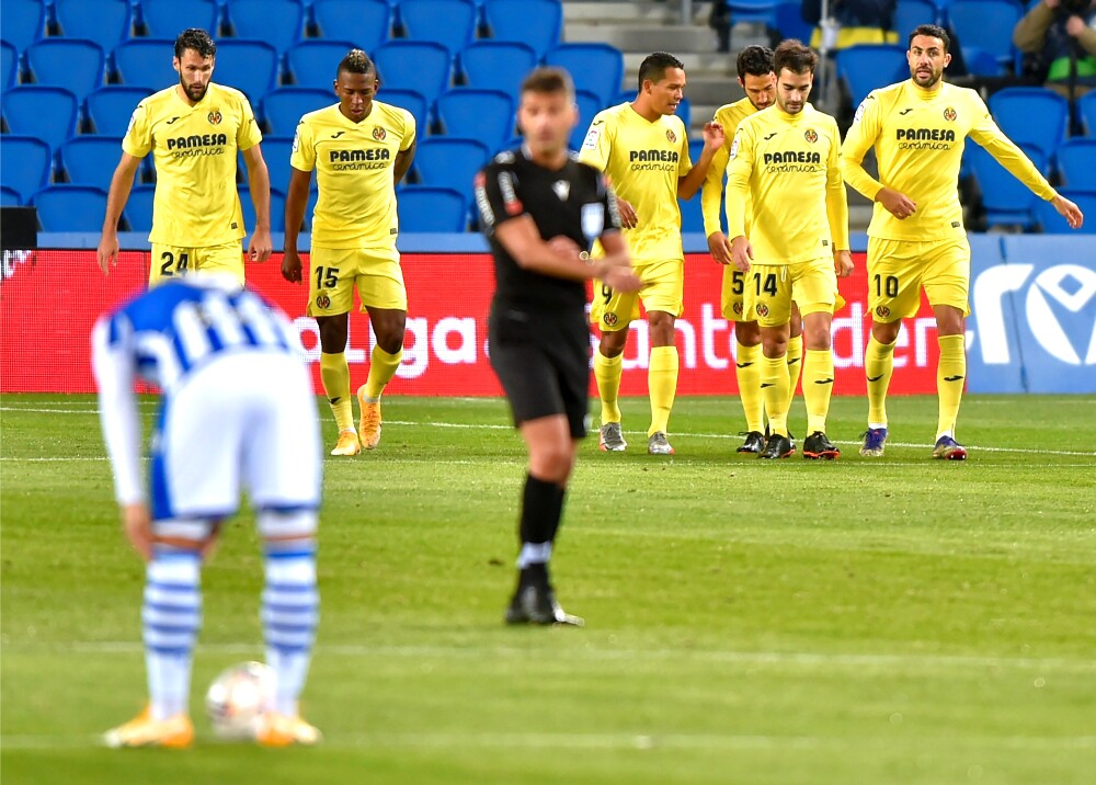 Villareal Real Sociedad carlos bacca AFP.jpg