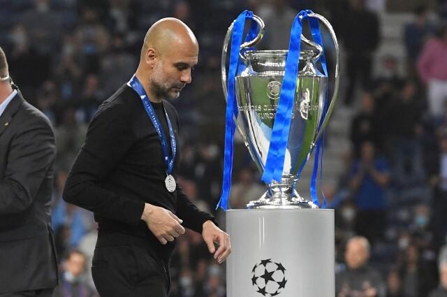 Críticas a 'Pep' Guardiola tras perder la final de la Champions League