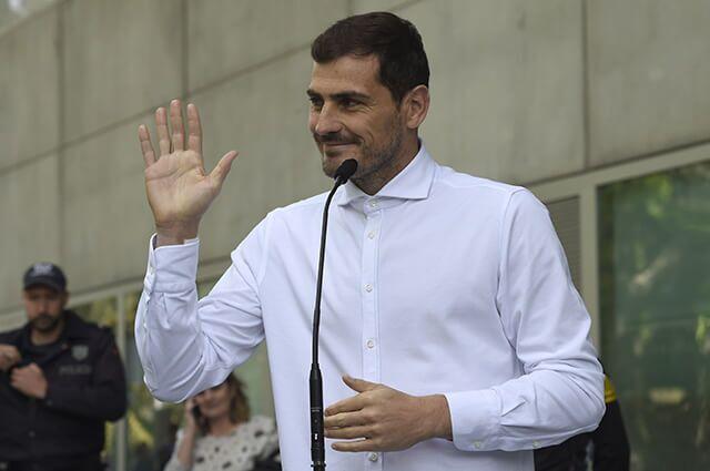 Iker Casillas,