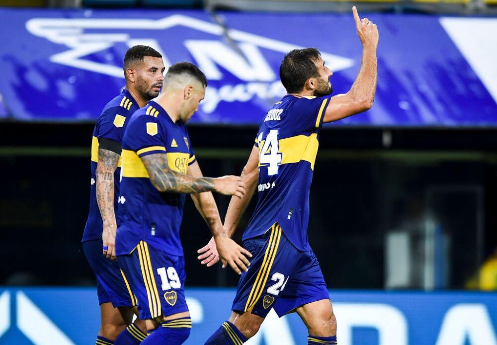Boca Juniors Celebra vs Gimnasia