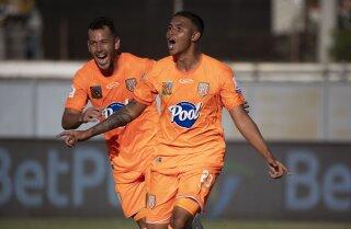 Envigado Vs. Bucaramanga - Liga BetPlay Dimayor 2020 fecha 5