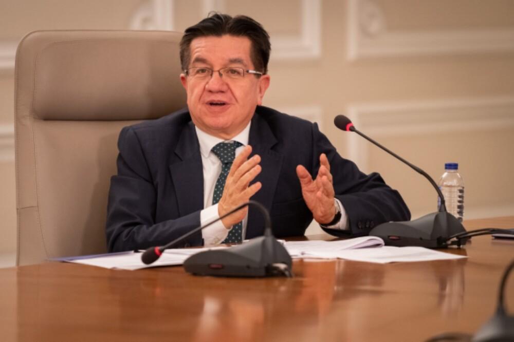 Fernando Ruiz // Foto: Presidencia