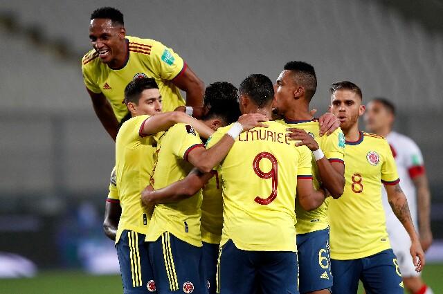 Prensa internacional sobre la seleccion colombia
