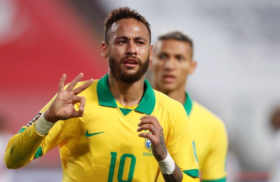 neymar brasil seleccion foto afp eliminatorias.JPG