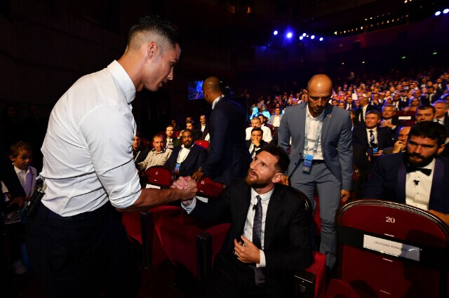 319992_Cristiano Ronaldo y Lionel Messi