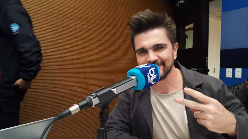 316691_BLU Radio. Juanes / Foto: BLU Radio