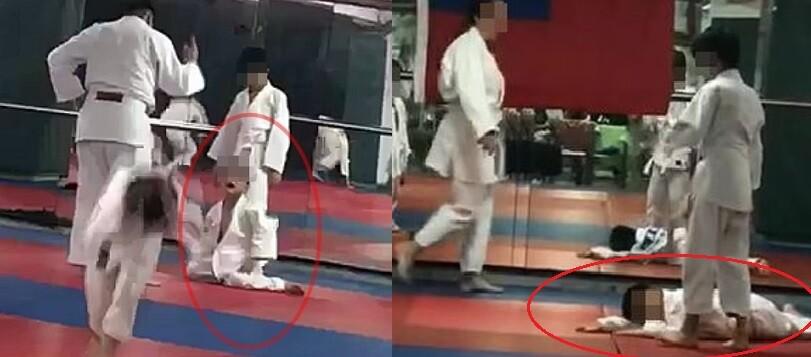 Entrenador mató a su alumno