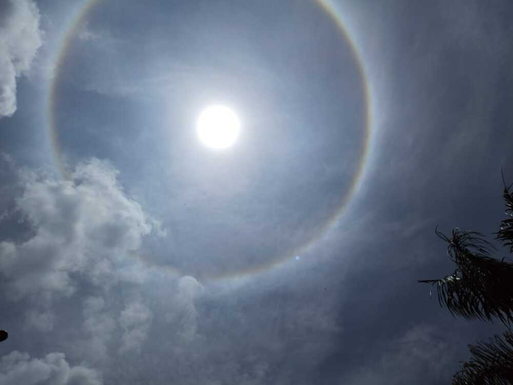360330_Halo solar en Medellín bluradio