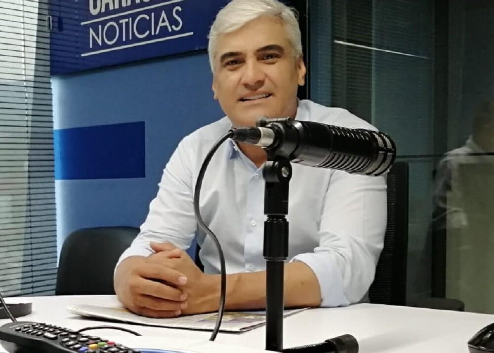342270_BLU Radio. ASI retira aval a candidato a la gobernación de Santander Elkin Bueno / Foto. BLU Radio