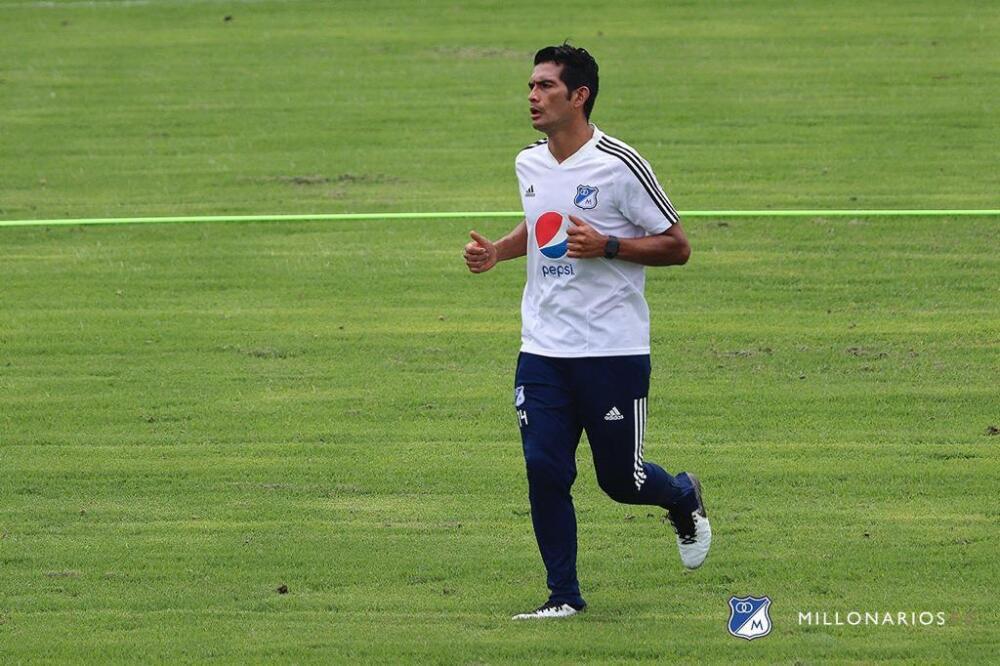 Macalister Silva, jugador de Millonarios