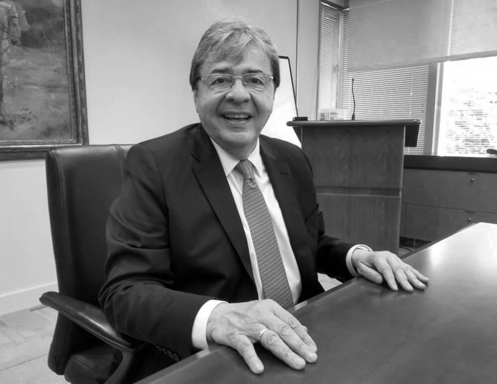 Carlos Holmes Trujillo (1951-2021)