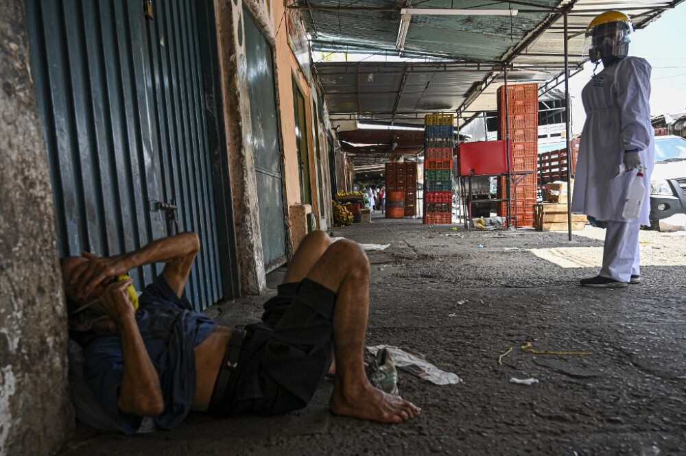 habitante de calle