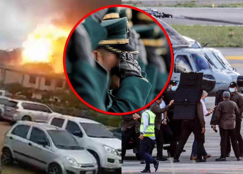 Capitán (r) del Ejército, sospechoso en atentados en Norte de Santander