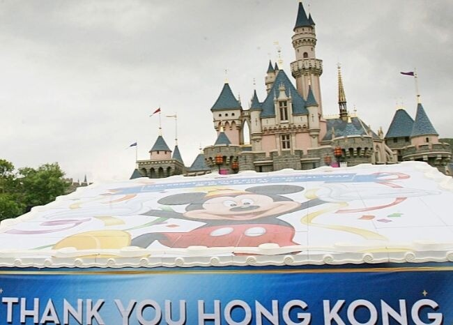 370980_Disney Hong Kong / AFP