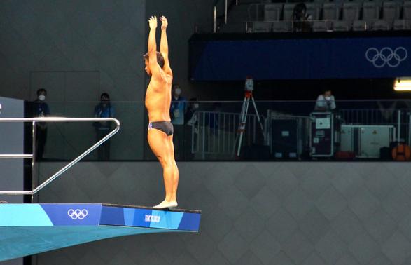 Sebastián Villa finalizó en el puesto 18 en los Juegos Olímpicos Tokio 2020.