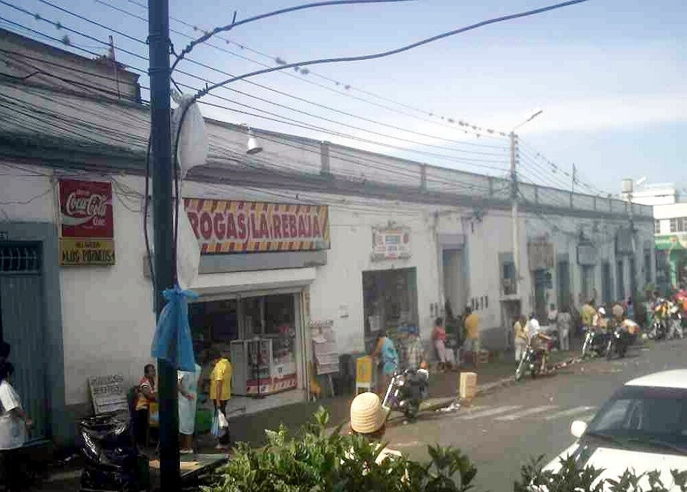 371241_BLU Radio: Plaza de Mercado de Floridablanca / Foto: Suministrada