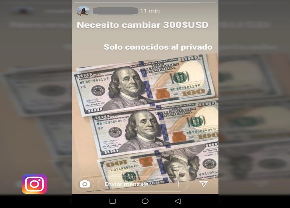Denuncia hackeo de cuentas de Instagram en Bucaramanga para robar