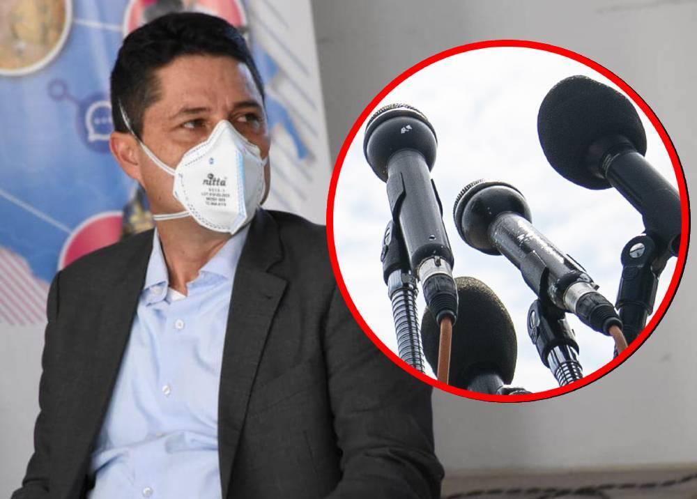 Alejandro Corrales - medios de comunicación