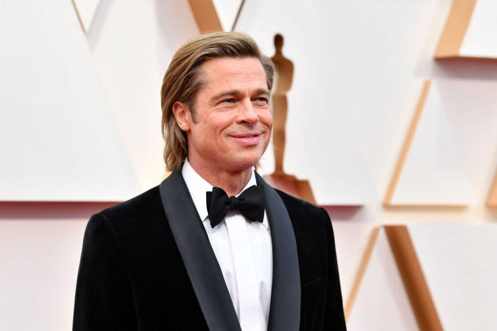 Brad Pitt le estaría dando una nueva oportunidad al amor.