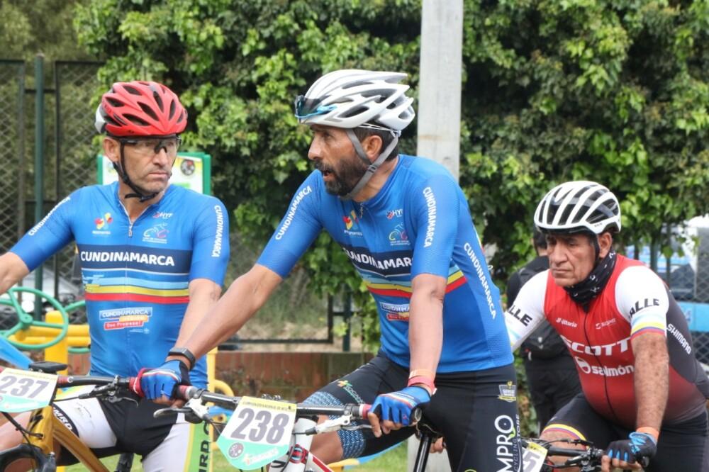 Gabriel García Pedraza, ciclomontañista