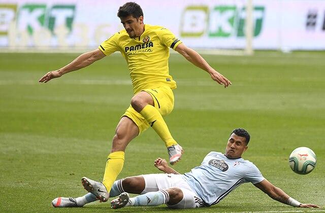 338921_Jeison Murillo en el Celta vs. Villarreal