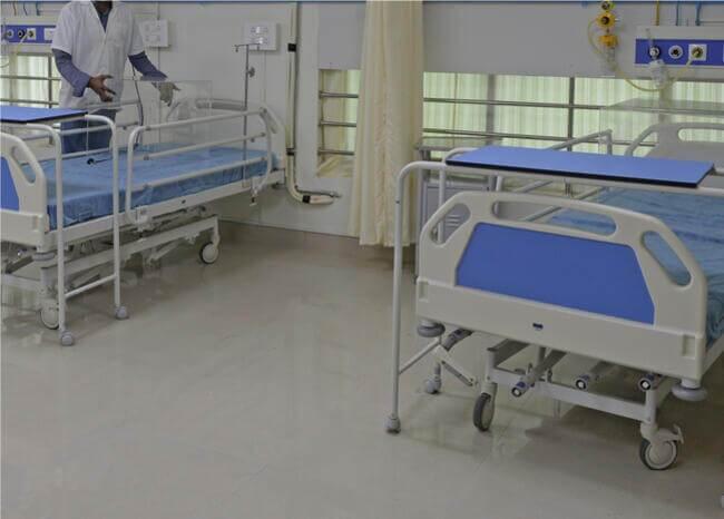 370486_Hospital // Foto: Referencia AFP