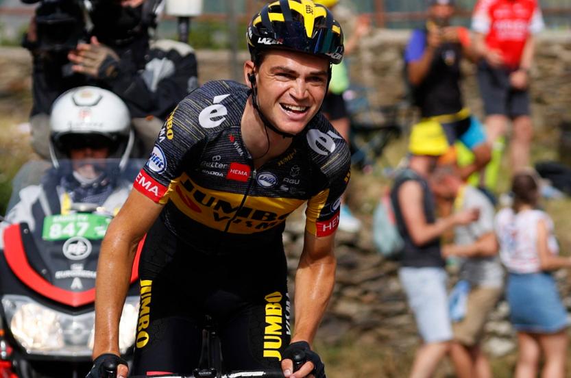 Sepp Kuss fue el ganador de la etapa 15 del Tour de Francia.