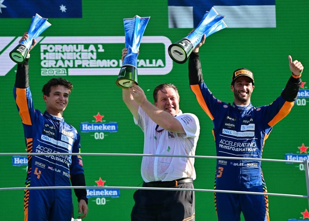 Lando Norris y Daniel Ricciardo Foto AFP.jpg