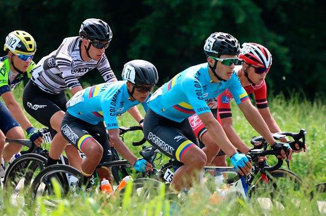 Foto: Eder Garcés, Federación Colombiana de Ciclismo